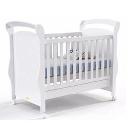 Berço Fratelli - Branco Soft- Matic Móveis