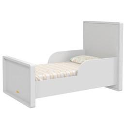 Berço Tutto New Branco Soft - Matic Móveis