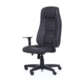 Cadeira Giratória Presidente Onix Preto - Móveis Belo