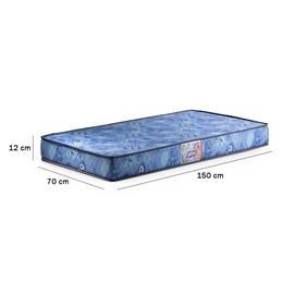 Colchão Infantil Espuma Supreme D20 70cmx150cm Azul - Gazin