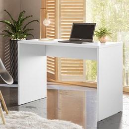Escrivaninha Office Presence Branco - Demóbile