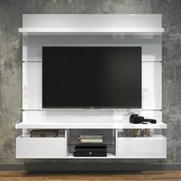 Home Suspenso Classic 1.6 Branco - PR Móveis