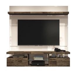 Home Suspenso Classic 1.6 Off White/Deck - PR Móveis