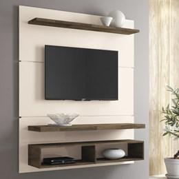 Home Suspenso Life 1.3 - Off White/Deck - HB Móveis
