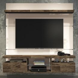 Home Suspenso Livin 1.6 - Off White/Deck - HB Móveis