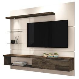 Home Suspenso Ores 1.8 - Off White/Deck - HB Móveis