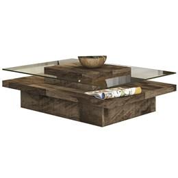 Mesa de Centro Soneto - Deck - HB Móveis