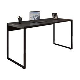Mesa de Escritório Office Industrial 150 Preto - PR Móveis